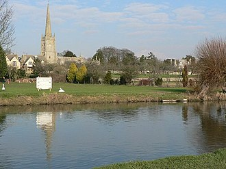 Lechlade - River Thames and Lechlade