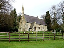 The Church of St Lawrence and Bishop Edward King, Dalby - geograph.org.uk - 776262.jpg