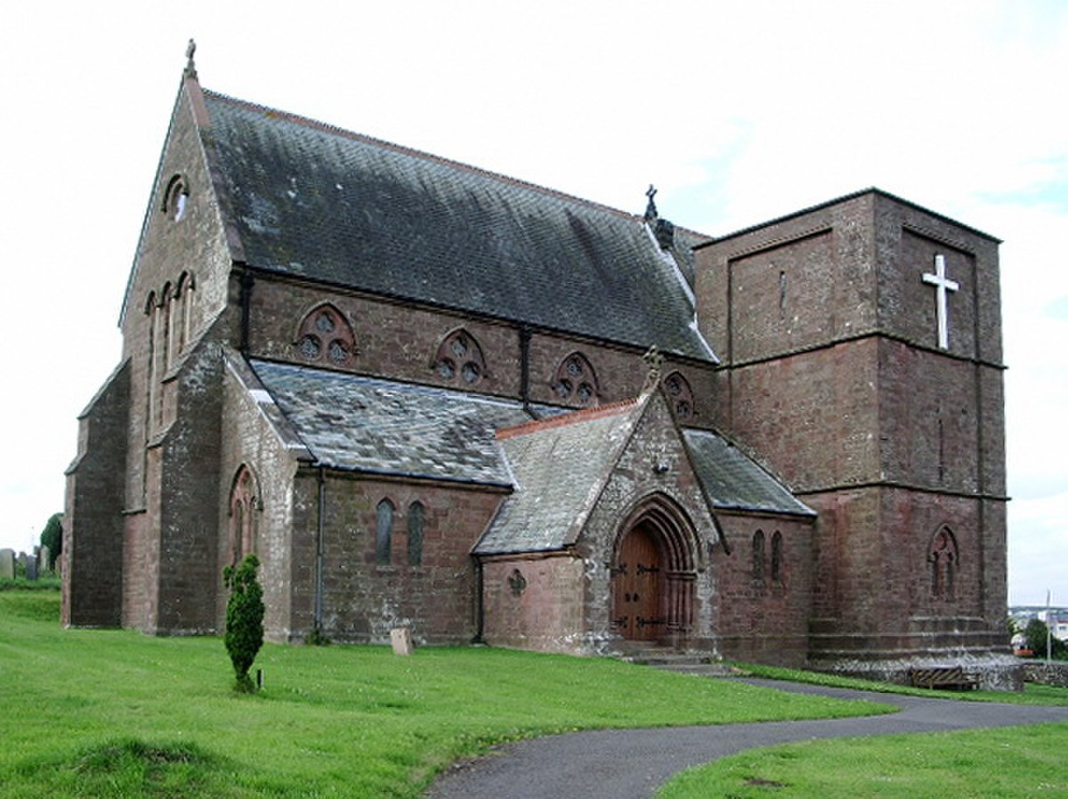 The Church of the Holy Spirit, Distington - geograph.org.uk - 475406.jpg