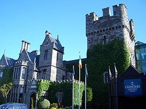 Clontarf Castle - Image: The Clontarf Castle Hotel, Dublin geograph.org.uk 897418