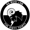 The Dirty Thirty USAF patch Vietnam.png