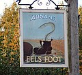 The Eels Foot Public House, Eastbridge, Suffolk - geograph.org.uk - 739317.jpg