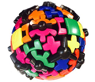 Gear Cube - Gear Ball