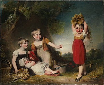 The Grandchildren of Sir William Heathcote, 3rd Baronet MET DP169388.jpg