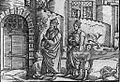 The Holy Roman Empireror underwent the penance at Canossa.jpg
