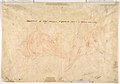 The Holy Trinity (recto); Studies of Seated Female Figures (the Virgin and another Saint?) (verso) MET DP810055.jpg
