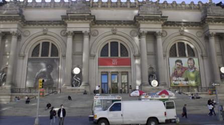 Het museum zoals het verscheen op zijn 151ste verjaardag, 13 april 2021