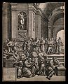 The School of Athens; a gathering of renaissance artists in Wellcome V0006663.jpg