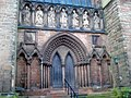 The South Door of Lichfield Cathedral - geograph.org.uk - 1640308.jpg
