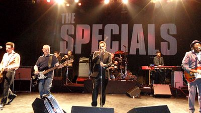 Picture of a band or musician: The Specials