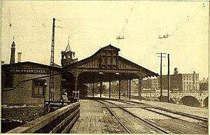 Erie Railroad Depot (Rochester, New York)