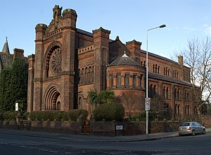 The Synagogue of the Liverpool Old Hebrew Congregation - geograph.org.uk - 1703408 crop.JPG