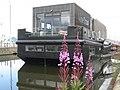The Vine Trust barge (geograph 5054869).jpg