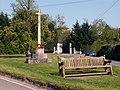 The War Memorial at Pebmarsh - geograph.org.uk - 1269928.jpg