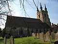 The north side of Penshurst Church - geograph.org.uk - 1804921.jpg