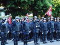 The seond riot police unit of the TMPD in review.jpg