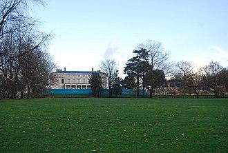 Marcus Samuel, 1st Viscount Bearsted - Mote House, Mote Park