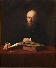 Portrait of Dr. P.J.H. Cuypers (1827-1921)