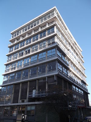 SES (universities) - Image: Thom Building