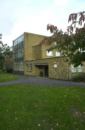 The Thomas Aveling School - Part of School building (front)