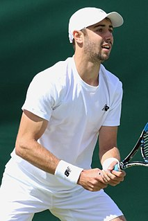 Jordan Thompson (tennis) Australian tennis player