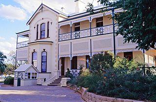 Thornburgh House