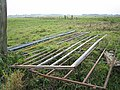 Thorpe Marshes, with hurdles - geograph.org.uk - 591844.jpg