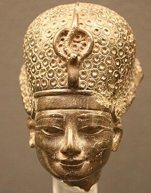 Staatliche Sammlung für Ägyptische Kunst - Pharaoh Thutmosis IV