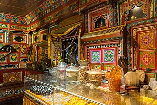 Tibetan Buddhism form of Buddhism practiced in Tibet