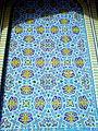 Tiling - Mosque of Hassan Modarres - Kashmar 08.jpg