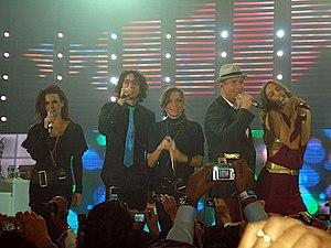 Timbiriche - Timbiriche in Fiesta Telcel 2007