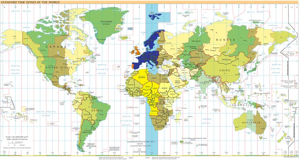 Timezones2011 UTC+1