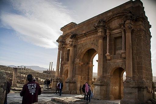 Timgad-Batna