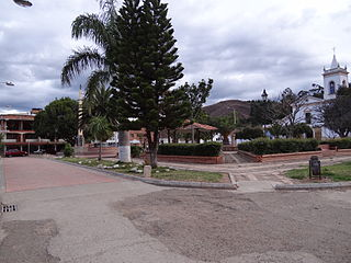Municipality and town in Boyacá Department, Colombia
