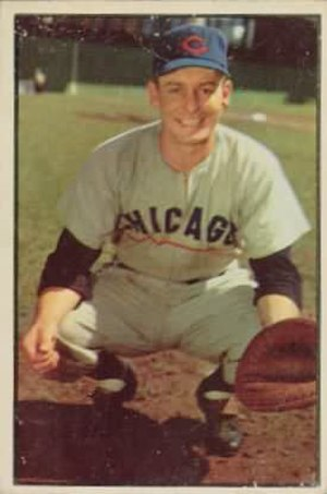 Toby Atwell - Image: Toby Atwell 1953bowman