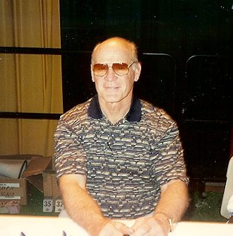 Tom Landry - Landry in 1997