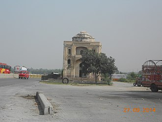Attock - Tomb in Attock