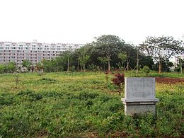 Tomb of the Family of Gao Song in Xianheguan 2013-05.JPG