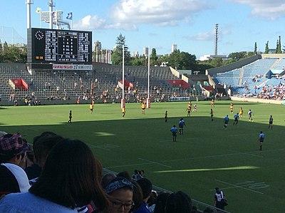 ジャパンラグビートップリーグ