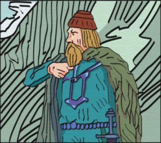 Thorir Hund Norwegian historical chieftain