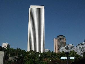 AZCA - AZCA buildings (Torre Picasso).