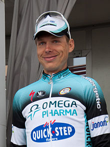 Tour de Romandie 2013 - Stage 5 - Podium - Tony Martin 1 (cropped).jpg