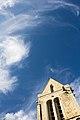 Tour de l'église saint Marcouf, Saint-Marcouf, France.jpg