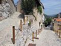 Tourrette-Levens - Montée au château.JPG