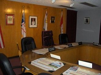 Pasadena, Newfoundland and Labrador - Town of Pasadena Council Chambers