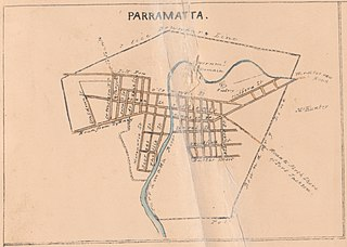 Electoral district of Town of Parramatta