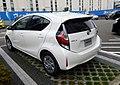 Toyota AQUA S (DAA-NHP10-AHXNB) rear.jpg