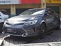 Toyota Camry Hybrid in Penang, Malaysia (1).jpg