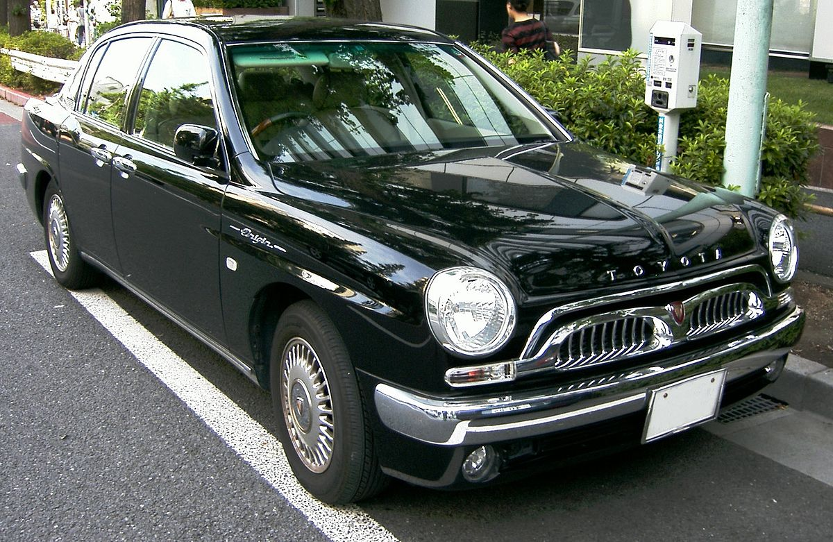 Toyota Origin Wikipedia