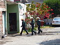 Trío musical San Pedro Atocpan.JPG
